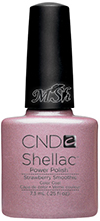 "CND Shellac ""Strawberry smoothie"": Гель-лак, 7мл"