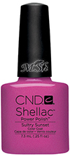 "CND Shellac ""SULTRY SUNSEt"": Гель-лак, 7мл"